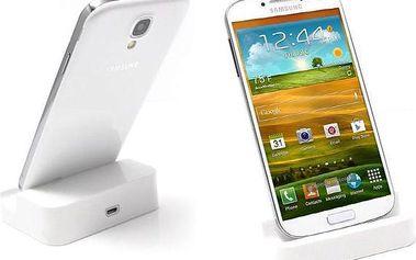 Přenosná dokovací stanice pro telefony Samsung Galaxy ve 2 barvách