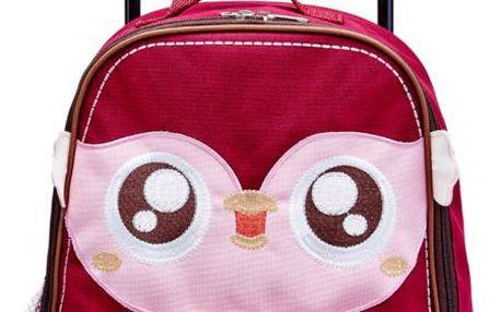 Dětský kufr Sova Ophelia