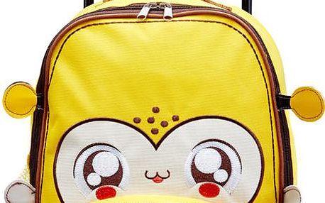 Dětský kufr Včelka Barney