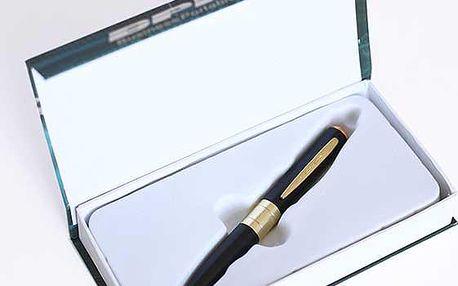 Speciální pero s kamerou pro špionážní operace