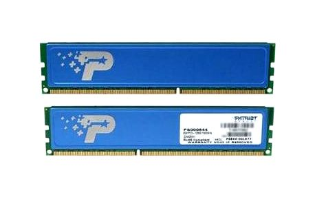 Patriot 8GB KIT DDR3 1333MHz CL9 Signature Line s chladičem