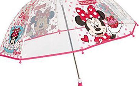 Dětský deštník Minni Rose