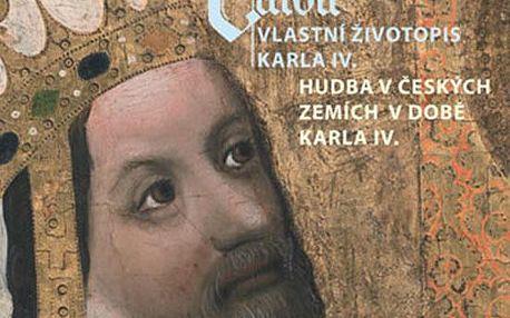Vita Caroli - Vlastní životopis Karla IV. - 2CD