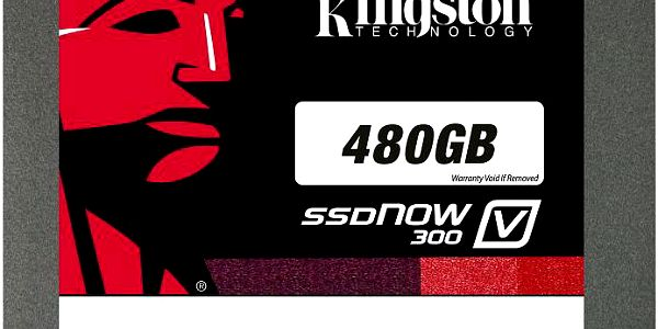 Kingston Now V300 - 480GB - SV300S37A/480G