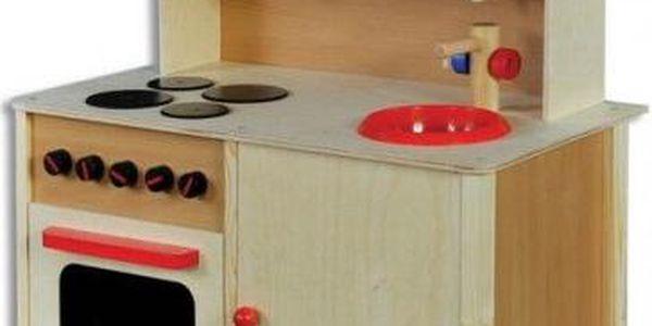 Dřevěná kuchyňka STRAKOŠ