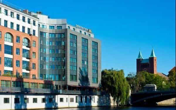 4* hotel v Berlíně. Pobyt pro 2 osoby se snídaní, komfortním ubytováním v blízkosti centra