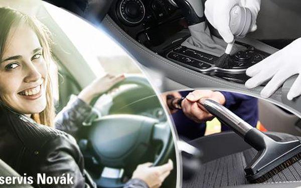 Čištění interiéru vozu v Brně. Tepování interiéru vozu - sedadla, dveře, kufr s možností čištění i koženého interiéru.