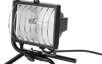Extol Craft (82789) světlo halogenové přenosné s podstavcem, 500W, kabel 1,7m