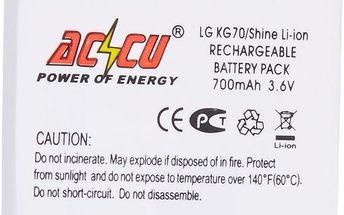 Accu baterie za LG SBPL0085706 700mAh Li-Ion