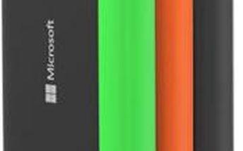 Nokia CP 634 flip pouzdro pro Lumia 532, Black