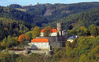 Výlet za tajemstvími hradu Svojanov