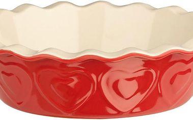 Zapékací mísa Sweet Heart, 24x24 cm