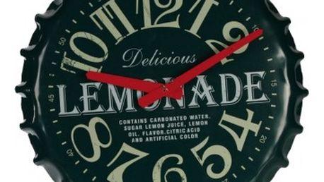Hodiny Limonádová zátka