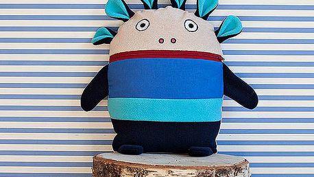 Pyžamožrout, modrý, velký
