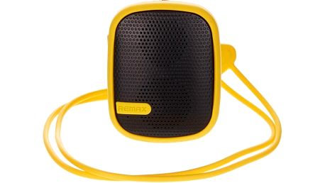 Remax X2mini bluetooth reproduktor žlutý