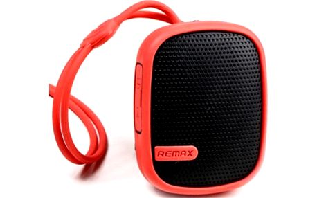 Remax X2mini bluetooth reproduktor červený