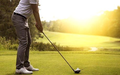 Startovací balíček pro začínající golfisty