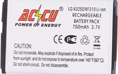 Accu baterie za LG SBPL0083509ASTG, SBPL0093301, SBPL0093302 750mAh Li-Ion