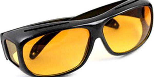 Brýle s nočním viděním - designové pilotky