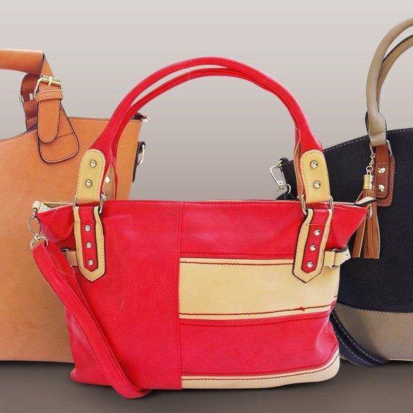 Prostorné dámské kabelky plné stylu a elegance