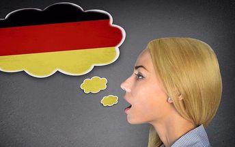 Šestiměsíční němčina online až pro dvě osoby