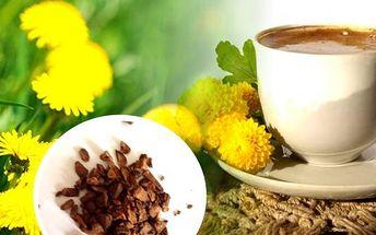 Vyzkoušejte výtečnou a velmi zdravou pampeliškovou kávu! Pražený pampeliškový kořen, to je přírodní produkt s lahodnou chutí, bez kofeinu i lepku. Nepřekyseluje organismus, reguluje vysoký krevní tlak a cholesterol, dodává energii a zlepšuje imunitu.