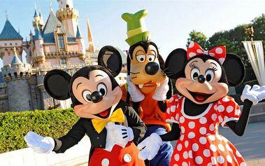 LAST MINUTE: 4denní zájezd do pohádkového Disneylandu a Paříže s ubytováním v hotelu pro 1 osobu v termínu: 28.5. - 31.5.2016