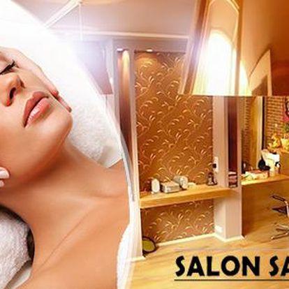 Kosmetické ošetření v délce 90 minut na Praze 2. Čištění laserem, masáž obličeje i dekoltu, zábal rukou a poradenství.