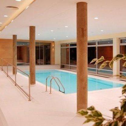 3 až 6denní wellness pobyt pro 2 s polopenzí v hotelu Říčky v Orlických horách