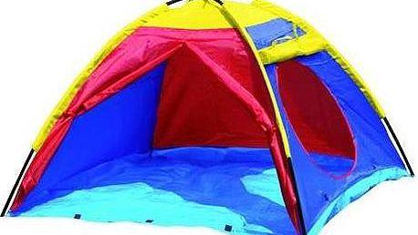 JOY PARK 51IGLOO8710 Igloo II - žluto-červeno-modrý