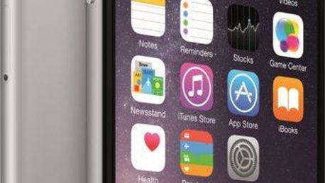 Apple iPhone 6 - 16GB, šedá - MG472CN/A + Zdarma GSM ochranné sklo na displej pro Apple iPhone 6 (v ceně 299,-)