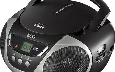 Rádio s CD přehrávačem ECG CDR 699