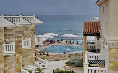 Řecko - Kréta na 8 dní, all inclusive nebo polopenze s dopravou letecky z Prahy přímo na pláži