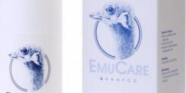 EmuCare šampon na lupénku 150 ml - SLEVA blížící se datum spotřeby