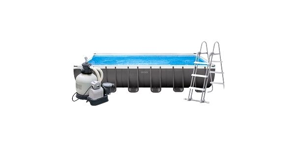 INTEX Ultra Frame Pool 7,32 x 3,66 x 1,32 m, 28362NP