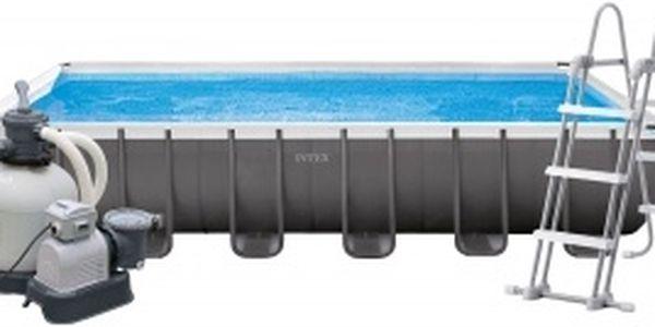 INTEX Ultra Frame Pool 7,32 x 3,66 x 1,32 m, 28362NP