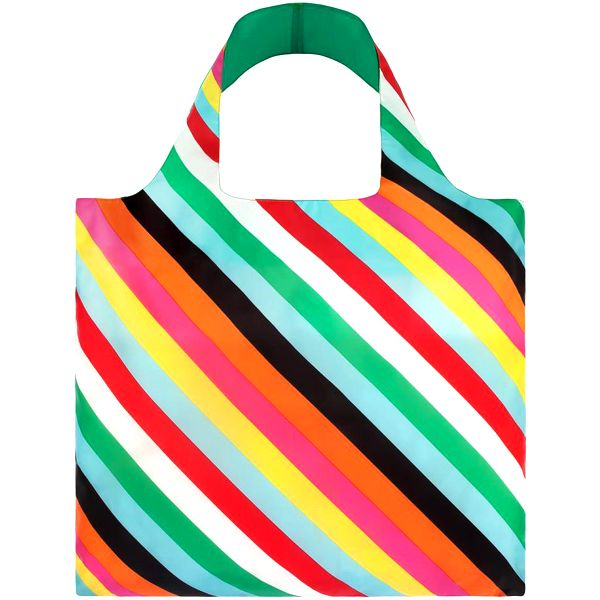 Skládací nákupní taška Stripes