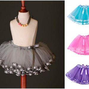 Dívčí tutu sukně v mnoha barvách Cinderella