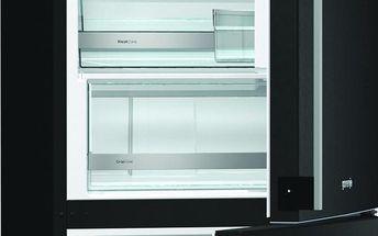 Kombinovaná chladnička Gorenje RK 62 FSY2B + 200 Kč za registraci