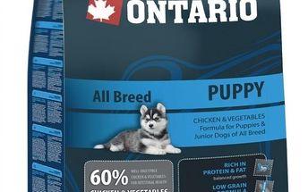 Ontario Puppy 0,9 kg