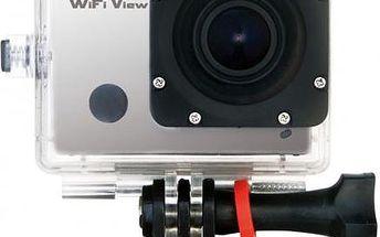 Digitální kamera EasyPix GoXtreme WIFI Control + 200 Kč za registraci