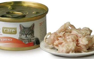 Brit Care Cat konzerva Chicken Breast 80 g