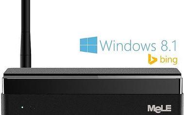Multimediální centrum MeLE Mini PC PCG03 + 200 Kč za registraci