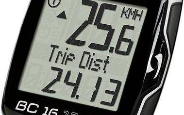 Sigma Sport BC 16.12 STS C3 černý