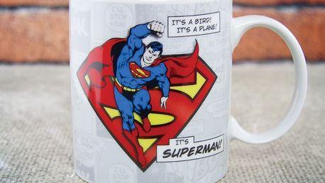 Hrnek Superhrdina z komiksu - VÝPRODEJ