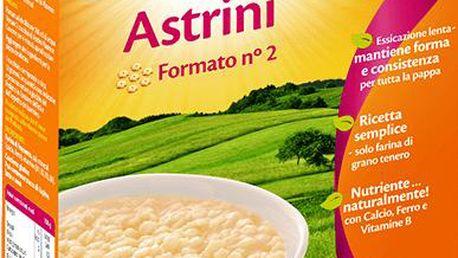 PLASMON Dětské těstoviny Astrini 340 g HIT MĚSÍCE