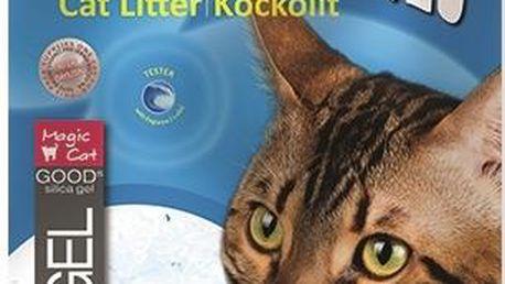 Magic Pearls kočkolit s vůní Ocean Breeze 16 l