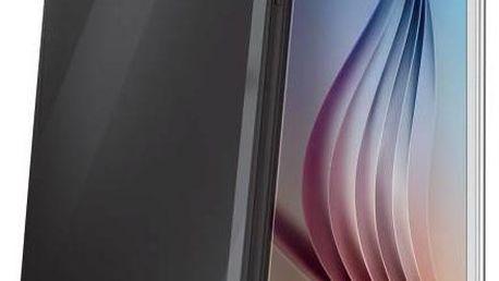 Kryt na mobil Celly Gelskin pro Samsung Galaxy S6 (GELSKIN490BK) černý