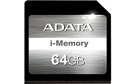 ADATA SDXC přídavná karta pro MacBook Air 13 - 64GB - ASDX64GAUI3CL10-C