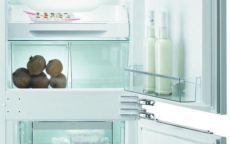 Chladnička Gorenje NRKI 5181 LW, vestavná + 200 Kč za registraci